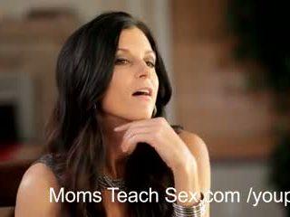 hq hot mom sledovat, sledovat trojice sledovat, maminka nejlepší
