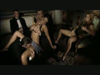 fafanje, group sex, milfs
