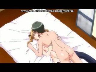 Anime giovanissima ragazza marche divertimento cazzo in letto