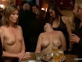 フランス語 女の子 バウンド と double penetrated