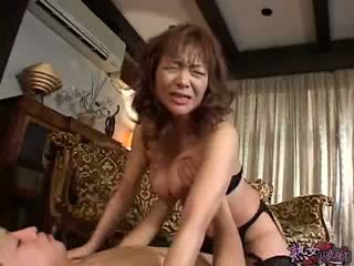 Japońskie mama i nie jej syn -part 4- unsencored