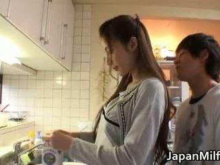 ιαπωνικά, ομορφιά, μητέρα