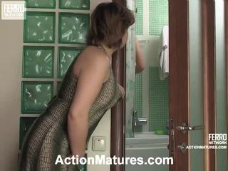 Virginia And Vitas Kinky Older Action