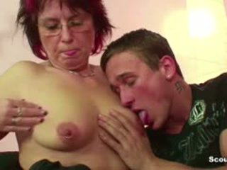 blowjob, lick, old+young