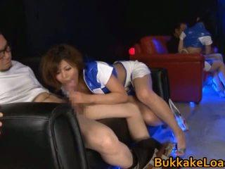 Nggantheng slut pine shizuku receives
