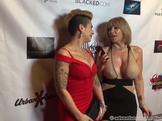Urban x awards 2018 - червоний carpet частина 1, порно bb