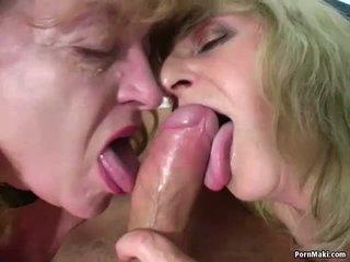 Two abuelita uno rabo: gratis real abuelita porno porno vídeo ae