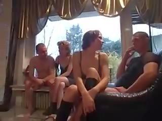 German Group Sex Swingers, Free Group Swingers Porn Video 1c