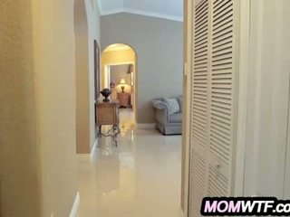 Banging my stepmom and babysitter Alina Li & Alyssa Lynn.2.wmv