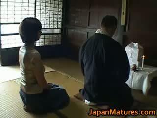 japānas, grupu sekss, big boobs