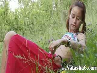 Serbian Natashas back to nature