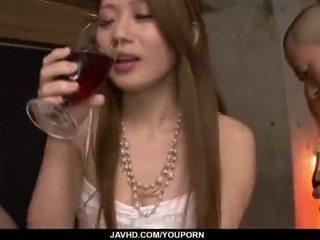 красивий жопа, японський, поцілунки