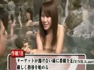 Timid nud japonez scolarita afara imbaiere interviu