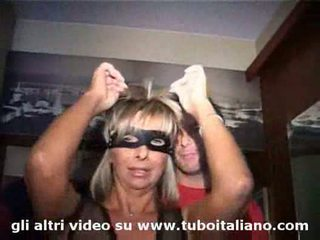 Italiaans amateur video-