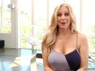 Julia Ann Interview For Gangbanged