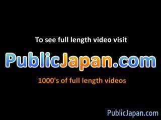 Azusa nagasawa sıcak kuliste garson gets