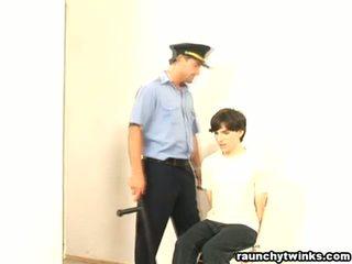 Ondeugend b-y arrested en geneukt