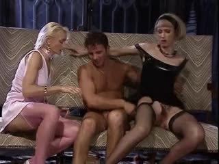 group sex, threesomes, vintage