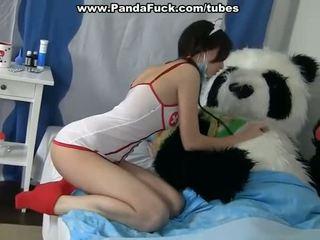 Trágár szex hogy gyógymód egy beteg panda
