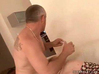 Lusty Grandmas Compilation