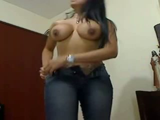 Seksi kocaman boobed kocaman anne gf teasing