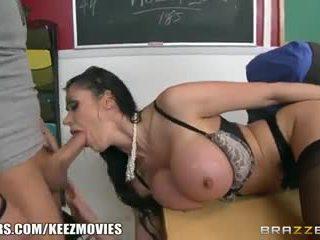student, brazzers, big tits