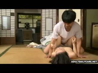 일본의 집 하녀 001