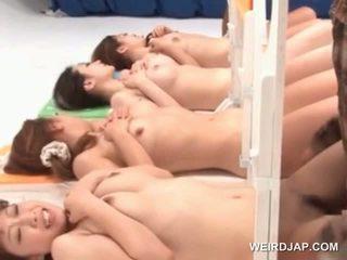 japonijos, žaislai, grupinis seksas