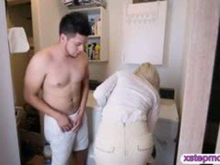 stora bröst, avsugning, gamla + young