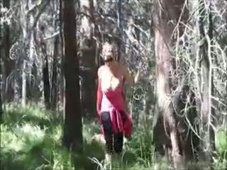 Kelly madison loves מזיין ב the woods
