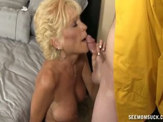 big, big boobs, gilf