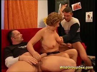 gruppesex, swingers, gagging