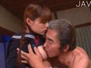 일본의, 올드 + 젊은, 제복