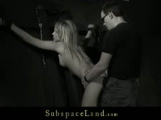 Hottie Aleska Diamond Slave Sex Toy For Tough Master