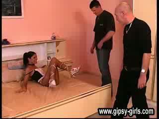 ออก doors ทันสมัย สมัครเล่น gipsy สาว gipsy-28