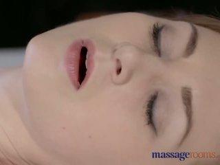 Masaż rooms piękne blady skinned mama squirts na the bardzo pierwszy czas - porno wideo 901