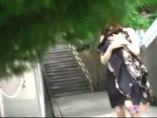 Sharking Japanese Girls 6
